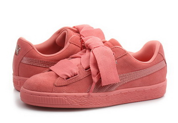 innovative design 12cba 6da6e Puma Shoes - Suede Heart Snk Jr - 36491805-pnk - Online shop for sneakers,  shoes and boots