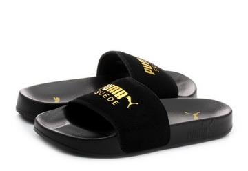 cheap for discount 08e15 f52d2 Puma Klapki I Japonki - Leadcat Suede - 36575801-blk - Obuwie i buty  damskie, męskie, dziecięce w Office Shoes
