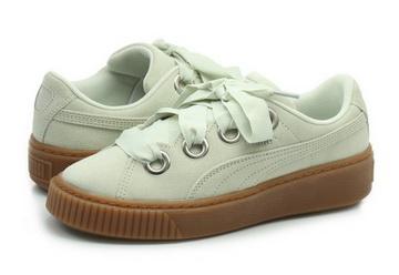 Puma Pantofi Platform V2 Suede
