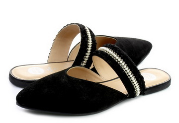 new style 48132 81b25 Gioseppo Slippers - 45341 - 45341-blk - Online shop for sneakers, shoes and  boots