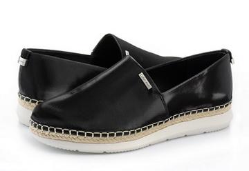 a7e0f25e2d Calvin Klein Black Label Topánky - Vrinda - E6573-BLK - Tenisky ...