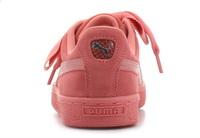 Puma Pantofi Suede Heart Snk Jr 4