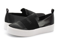 Calvin Klein Black Label Kepuce Jacinta Satin Canvas