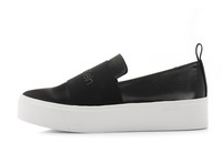 Calvin Klein Black Label Kepuce Jacinta Satin Canvas 3