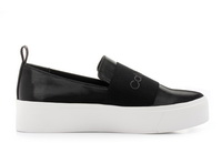 Calvin Klein Black Label Kepuce Jacinta Satin Canvas 5