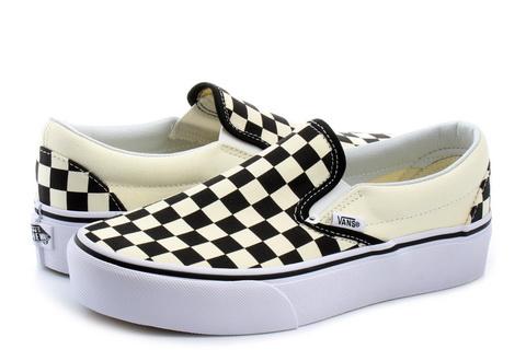 Vans Shoes Ua Classic Slip - On Platform