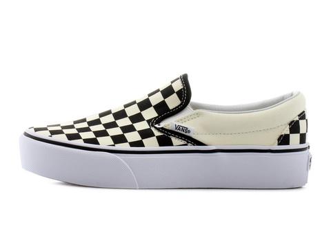 Vans Pantofi Ua Classic Slip - On Platform