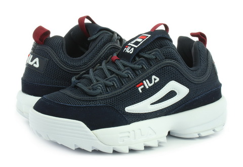 Fila Shoes Disruptor Mesh Low