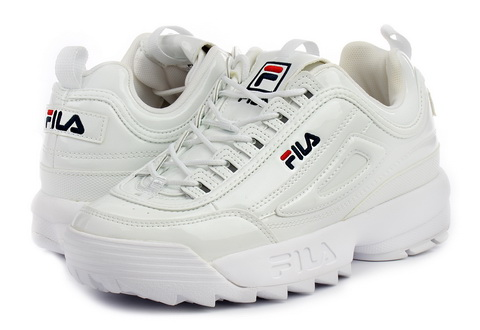 Fila Shoes Disruptor P Low