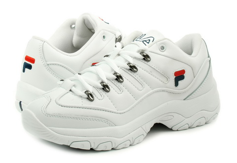 Fila Shoes Strada Hiker Low