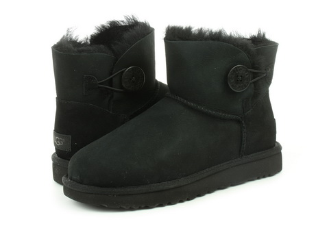 Ugg Cizme Mini Bailey Button Ii