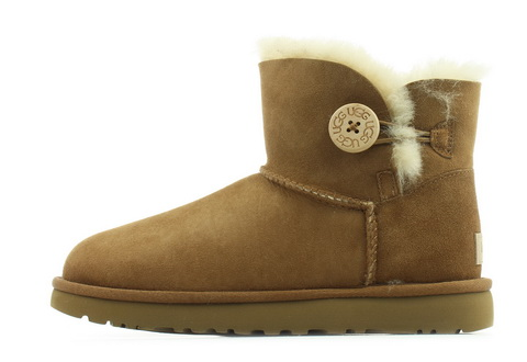 Ugg Wysokie Buty Mini Bailey Button Ii