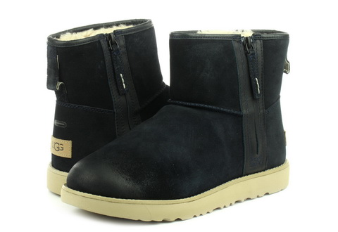 Ugg Škornji Classic Mini Zip Waterproof