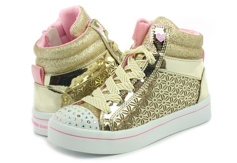 Skechers Shoes Twi - Lites - Glitter - Ups