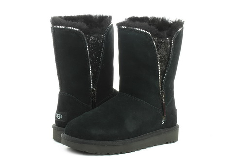 Ugg Boots Classic Zip Boot