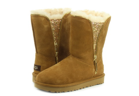 Ugg Cizme Classic Zip Boot