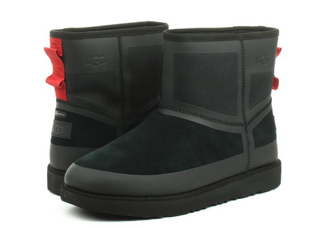 Ugg Wysokie Buty Classic Mini Urban Tech Wp