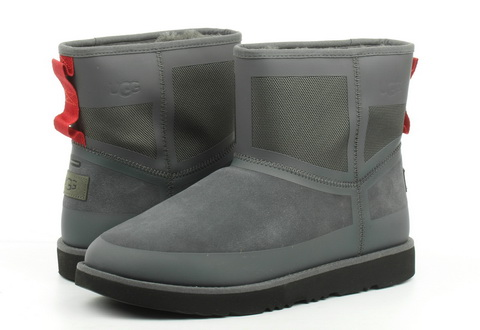 Ugg Škornji Classic Mini Urban Tech Wp