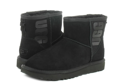 Ugg Čizme Mini Rubber Logo