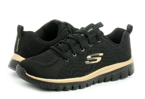 Skechers Nízké Boty Graceful - Get Connected