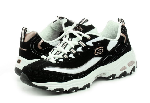 Skechers Pantofi D Lites - Devoted Fan