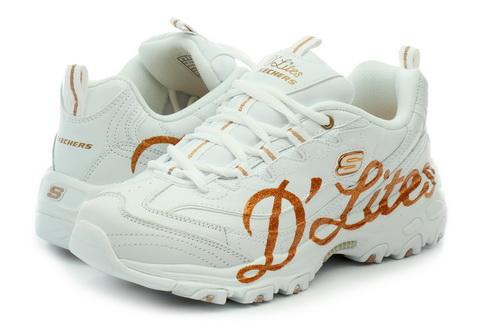 Skechers Pantofi D Lites - Glitzy City