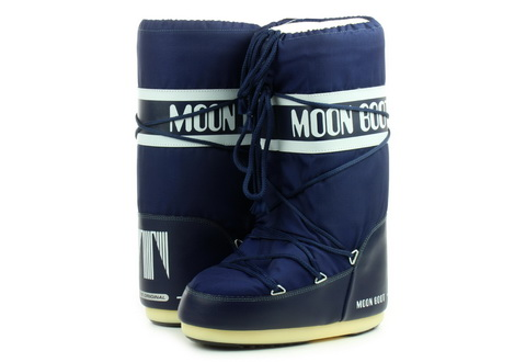 Moon Boot Wysokie Buty Moon Boot Nylon