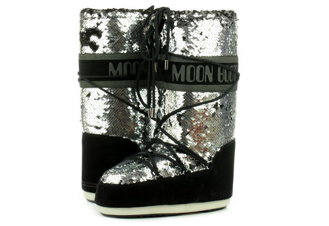 Moon Boot Wysokie Buty Moon Boot Classic Disco