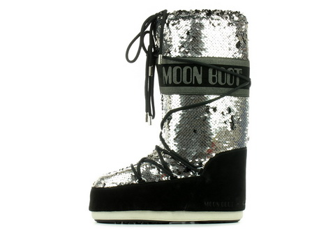 Moon Boot Škornji Moon Boot Classic Disco