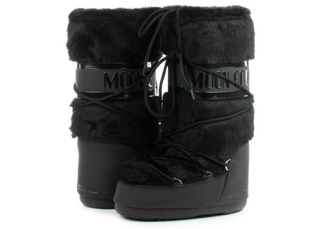 Moon Boot Škornji Moon Boot Classic Faux Fur