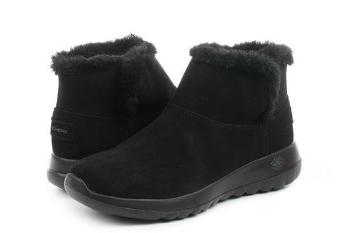 Skechers Vysoké Boty On - The - Go Joy - Bundle Up