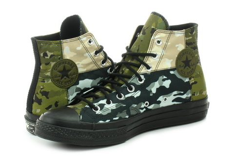 Converse Shoes Chuck 70 Hoop Hunter Hi