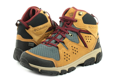 Columbia Boty Isoterra™ Mid Outdry™