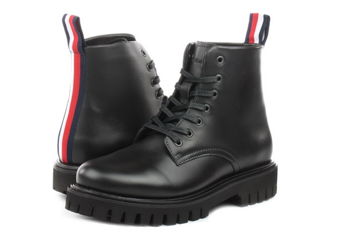 Tommy Hilfiger Buty Zimowe Chunky Dress Boot