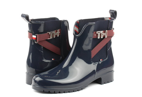 Tommy Hilfiger Čizme Oxley