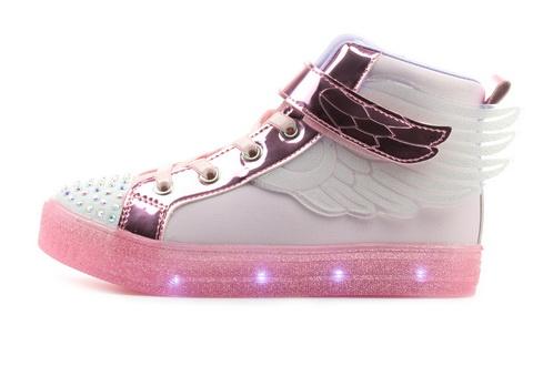 Skechers Čevlji Shuffle Brights - Sparkle Wings