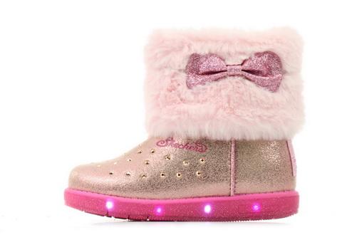 Skechers Vysoké Boty Glitzy Glam - Sparkle Sweetheart