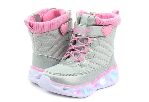 Skechers Wysokie Buty Heart Lights - Heart Chaser