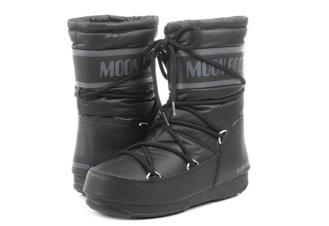 Moon Boot Wysokie Buty Moon Boot Mid Nylon Wp