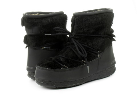 Moon Boot Wysokie Buty Moon Boot Monaco Low Fur Wp 2
