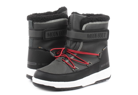 Moon Boot Škornji Moon Boot Jr Boy Boot Wp