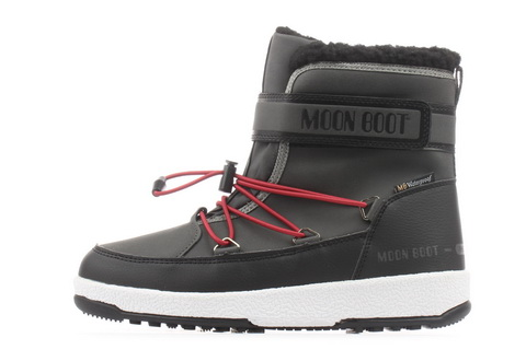 Moon Boot Wysokie Buty Moon Boot Jr Boy Boot Wp