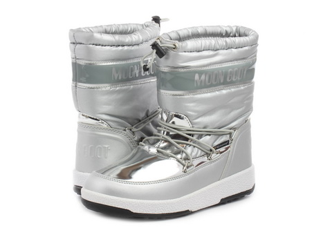 Moon Boot Vysoké Boty Moon Boot Jr Girl Soft Wp