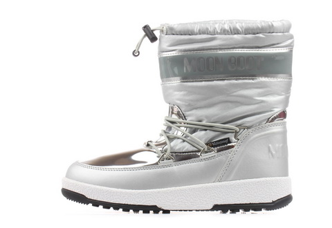 Moon Boot Wysokie Buty Moon Boot Jr Girl Soft Wp