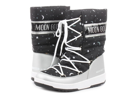 Moon Boot Vysoké Boty Moon Boot Jr Girlq.universe Wp