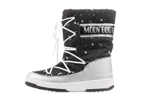 Moon Boot Wysokie Buty Moon Boot Jr Girlq.universe Wp