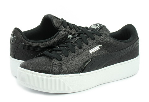 Puma Shoes Puma Vikky Platform Glitz Jr