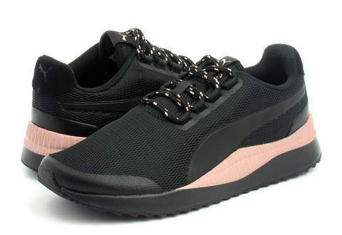 Puma Shoes Smash V2 Ribbon Jr 36600311 blk Online shop