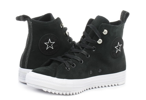 Converse Atlete Ct as hiker boot