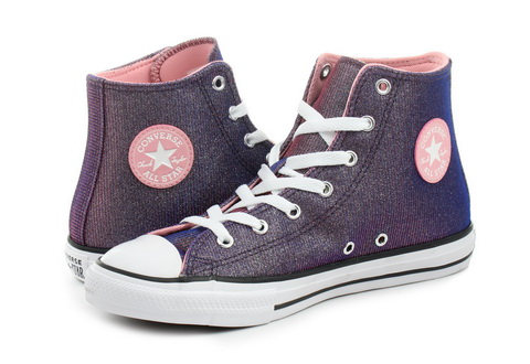 Converse Półbuty Ct As Space Star Hi